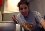 Mom's Viral Video Rant About Her Sons Missing The Toilet Bowl Has Boy Moms Everywhere Laughing...And Nodding Yes! www.herviewfromhome.com