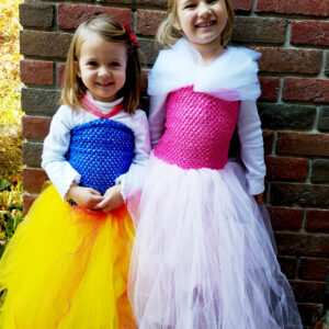 Why Girls Don't Have to Ditch the Princess Costume