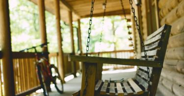 A Letter to the Old Porch Swing www.herviewfromhome.com