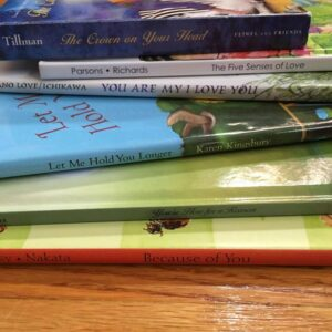 Sharing Love One Page at a Time:  6 Books To Help Show Love To My Littles