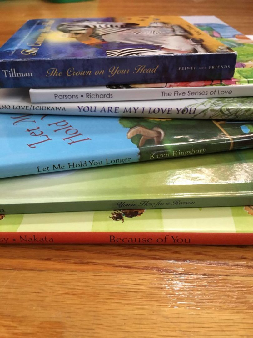 Sharing Love One Page at a Time: 6 Books To Help Show Love To My Littles www.herviewfromhome.com