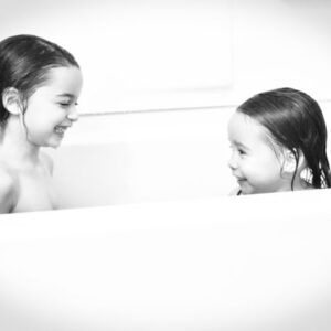 Do Our Kids Really Need A Bath Each Night?