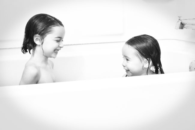 Do Our Kids Really Need A Bath Each Night? www.herviewfromhome.com