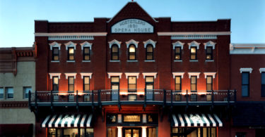 Memories Of The Minden Opera House + Ticket Giveaway! www.herviewfromhome.com