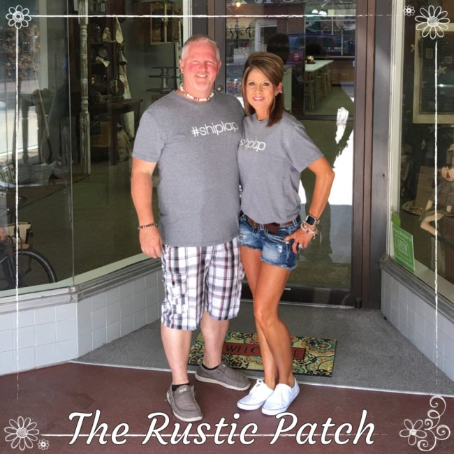 Shop Local - The Rustic Patch + Free Painting Event With Friends ($130 value!) www.herviewfromhome.com