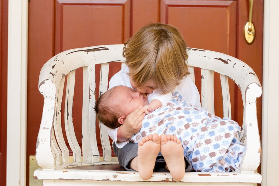 To My Firstborn As You Become A Big Sister www.herviewfromhome.com