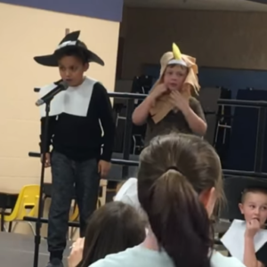"Mom Reminds Internet That Her Son With Autism Will ""Not Lose His Sunshine"" After Teacher Pulls Mic During Thanksgiving Play"