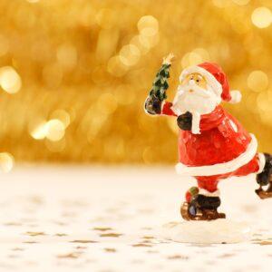 To the Christmas Season Lover in November