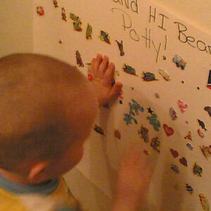 Boy Mom Earns Glasses Of Wine With Sticker Chart