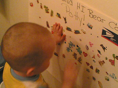 Boy Mom Earns Glasses Of Wine With Sticker Chart www.herviewfromhome.com