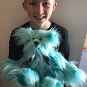 Young Boy Sews Stuffed Animals For Sick Kids – Proves Kindness Can Change The World