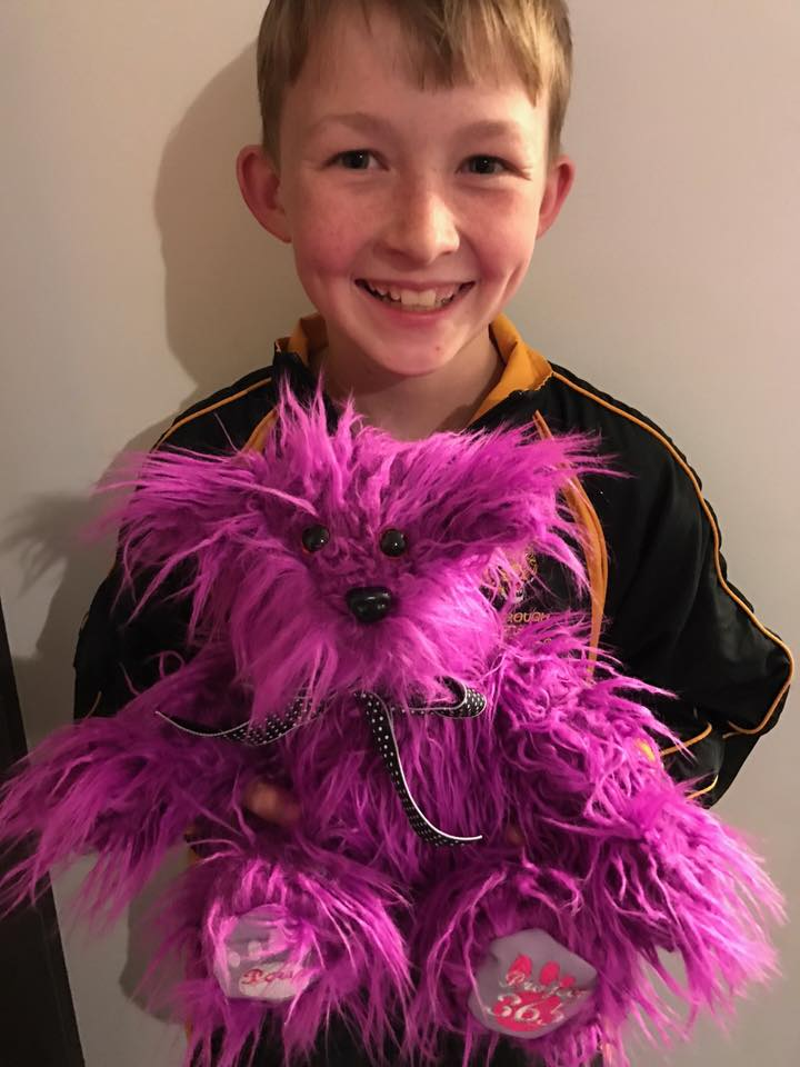 Young Boy Sews Stuffed Animals For Sick Kids - Proves Kindness Can Change The World   www.herviewfromhome.com