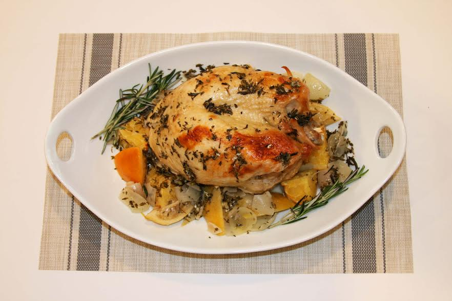 How to Make the Best Thanksgiving Turkey Recipe www.herviewfromhome.com