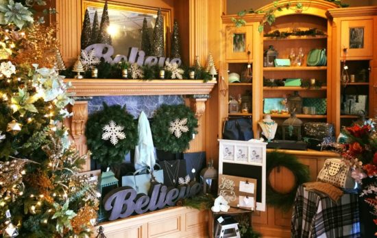 Shop Local - Divas Floral Shop and Boutique + Singing Candle Giveaway! www.herviewfromhome.com