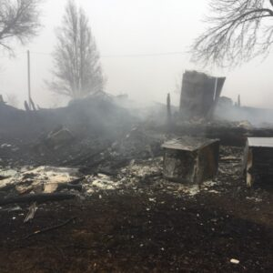 All We Want For Christmas, We Have: Family Loses Everything in Christmas Morning House Fire