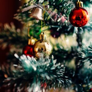 Why I Embrace My Holly Jolly Gaudy Christmas Tree