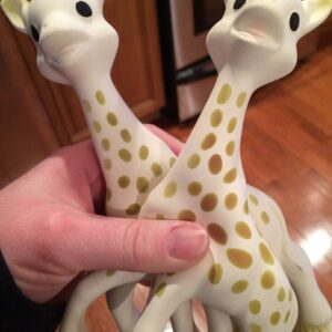 Mold Inside Sophie the Giraffe? Let's Not Panic.