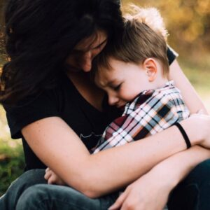 No, My Child Doesn't Have To Hug You