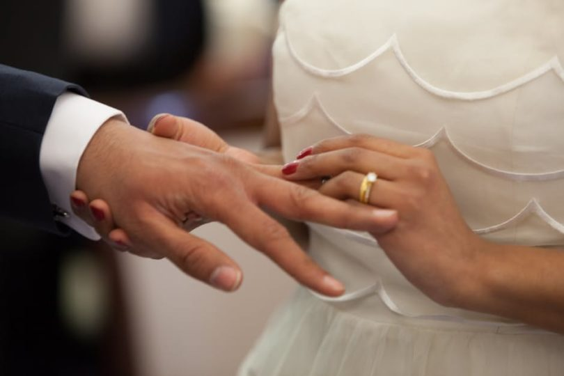 "When ""Until Death Do Us Part"" Becomes More Than Just A Vow www.herviewfromhome.com"