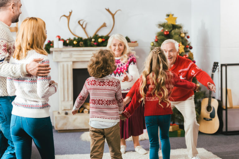 It Might Be Christmas, But I Won't Make My Child Hug You www.herviewfromhome.com