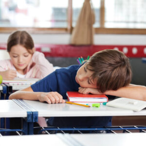 Dear Parents, Your Child's Teacher Knows When Your Kid Is Sick