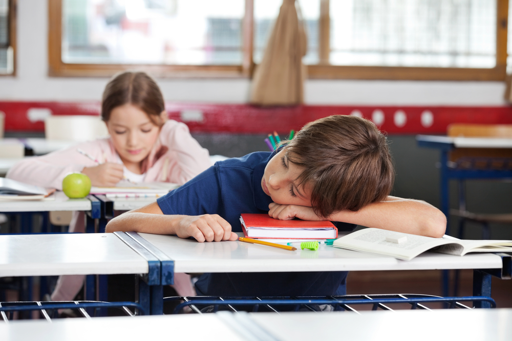 Dear Parents, Your Child's Teacher Knows When Your Kid Is Sick www.herviewfromhome.com