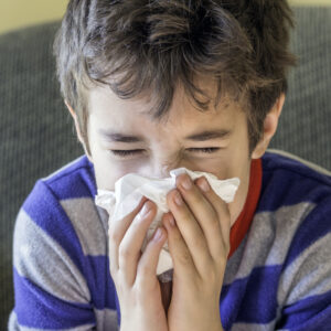 Is Your Kid Sick? Please Don't Send Him to School