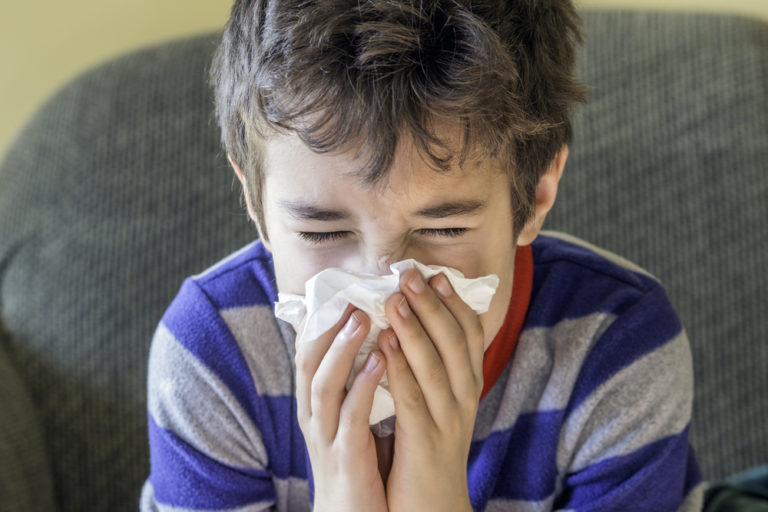 Is Your Kid Sick? Please Don't Send Him to School. www.herviewfromhome.com