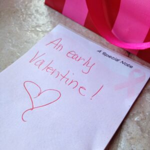 An Early Valentine: The Worst Way To Tell Your Husband You're Expecting