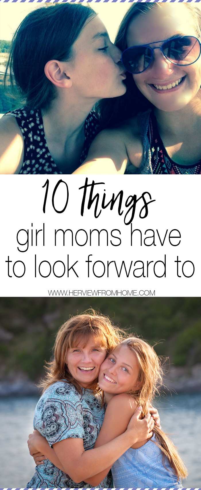 If you are the mom of a young daughter, here's what you have to look forward to...for real.