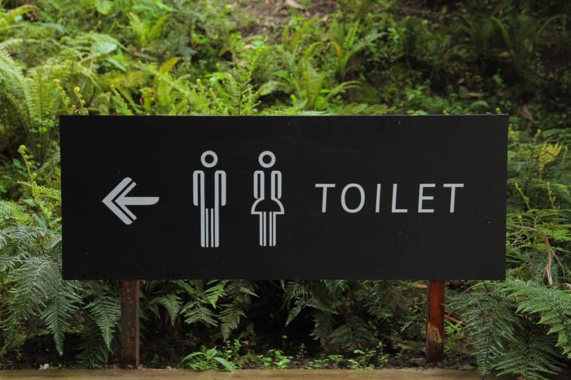 What Should We Do About Bathroom Rules? www.herviewfromhome.com