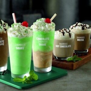 There's Now 5 Versions of The Shamrock Shake – And We're All Freaking Out!