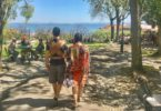 Being a Fearless Mama - What We Can Learn From One Worldly Traveler With A Baby On Her Hip www.herviewfromhome.com