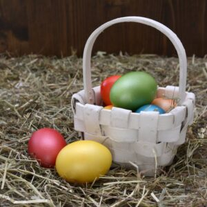 Why I Don't Make Easter Baskets for My Children