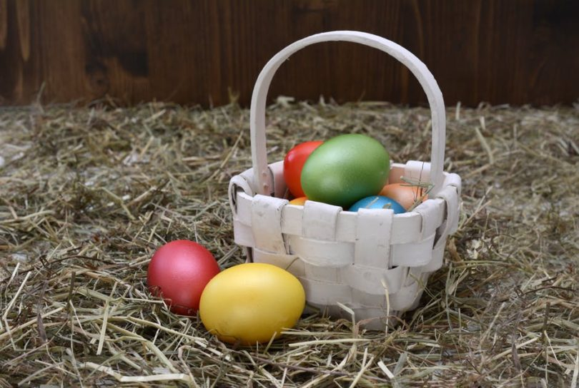 Why I Don't Make Easter Baskets for My Children www.herviewfromhome.com