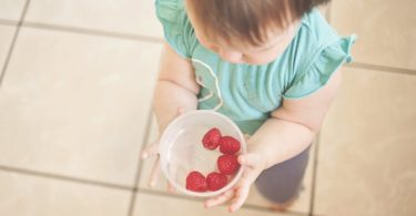 "On Food Allergies and Becoming ""That Mom"" www.herviewfromhome.com"