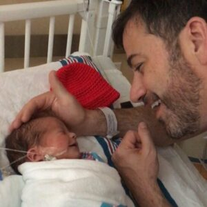 Jimmy Kimmel's Emotional Monologue Hit Home For Our Heart Family