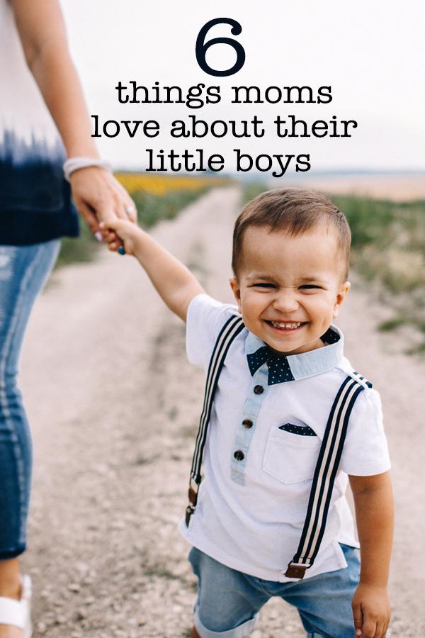 6 things moms love about their little boys www.herviewfromhome.com #raisingboys #boymoms #boys #motherhood #newmom #parenting