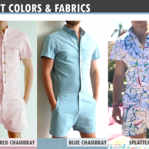 RompHims: Fashion Frenzy or Faux Pas?