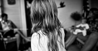 Because One Day She Will Have To Walk Away www.herviewfromhome.com