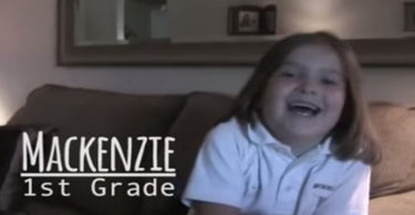 Watch this Little Girl Grow Up Through all Her First Days of School . www.herviewfromhome.com