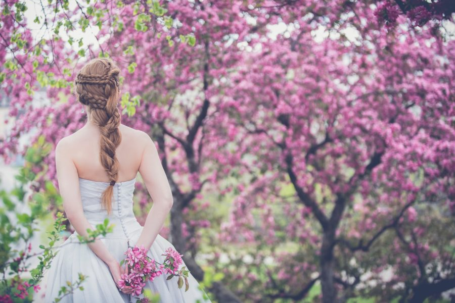 Walking Down the Aisle Alone www.herviewfromhome.com