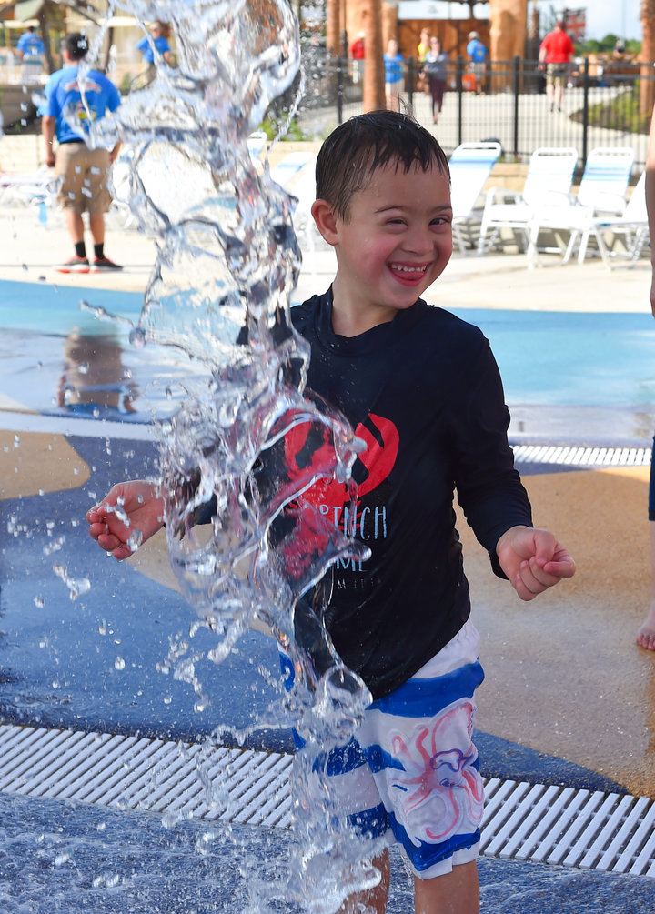 New San Antonio Water Park Includes Features for Kids with Disabilities