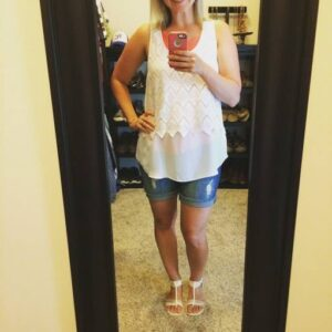 I Finally Bought Shorts Two Sizes Up From My Pre-Pregnancy Size. Here's What I Found Out.