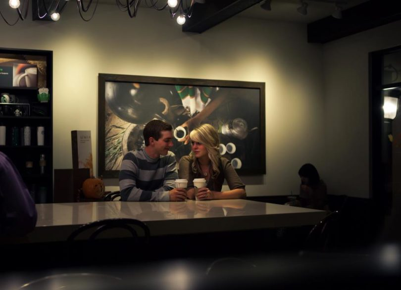 Put Down Your Dang Phone - What Happened When We Left Our Phones Behind On Date Night www.herviewfromhome.com