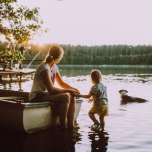 Mama, Give Yourself Permission To Do Less