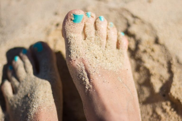 Yes, I Paint my Sons' Toenails www.herviewfromhome.com