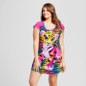 Lisa Frank pajamas for women are here. (This is not a drill.)