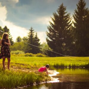 Fishing Lessons (the love between a Dad and his little girl)