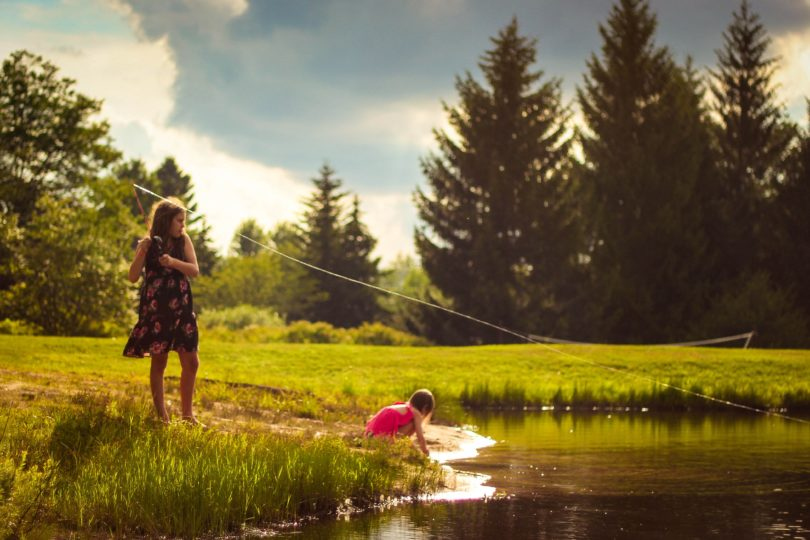 Fishing Lessons (the love between a Dad and his little girl) www.herviewfromhome.com